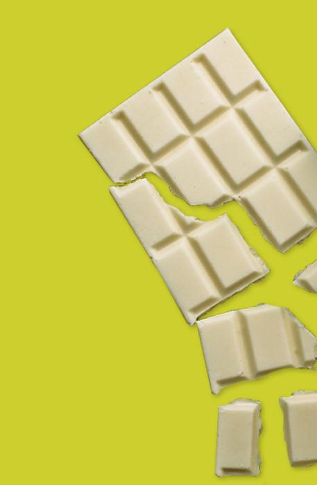 Cardamom & White Chocolate