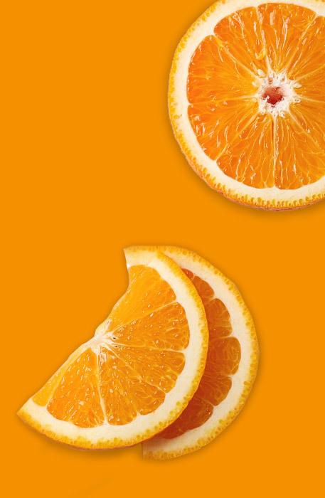 Orange Dips
