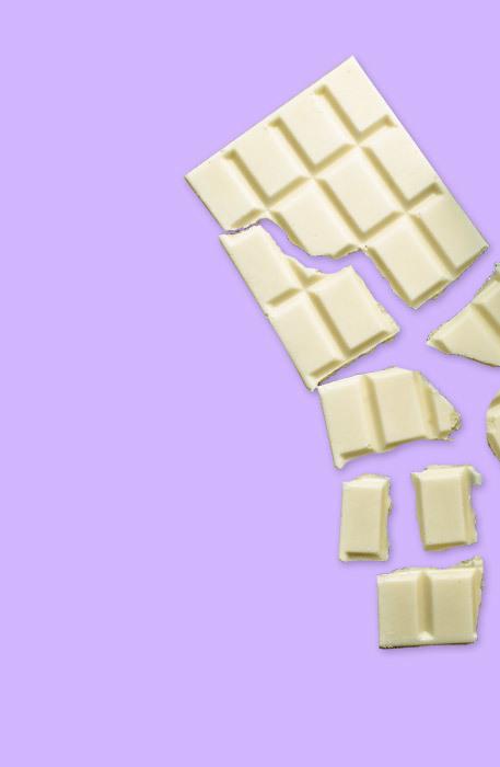 White Lavender Goupie